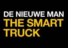 DE NIEUWE MAN. THE SMART TRUCK.