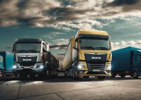 Ontdek de nieuwe MAN Truck. THE SMART TRUCK.