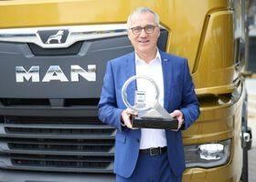 MAN TGX - International Truck Of the Year 2021