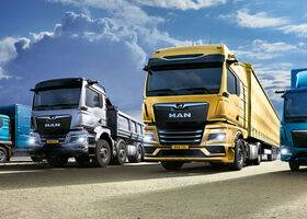 Ontdek de features van de nieuwe MAN Truckgeneratie 2022