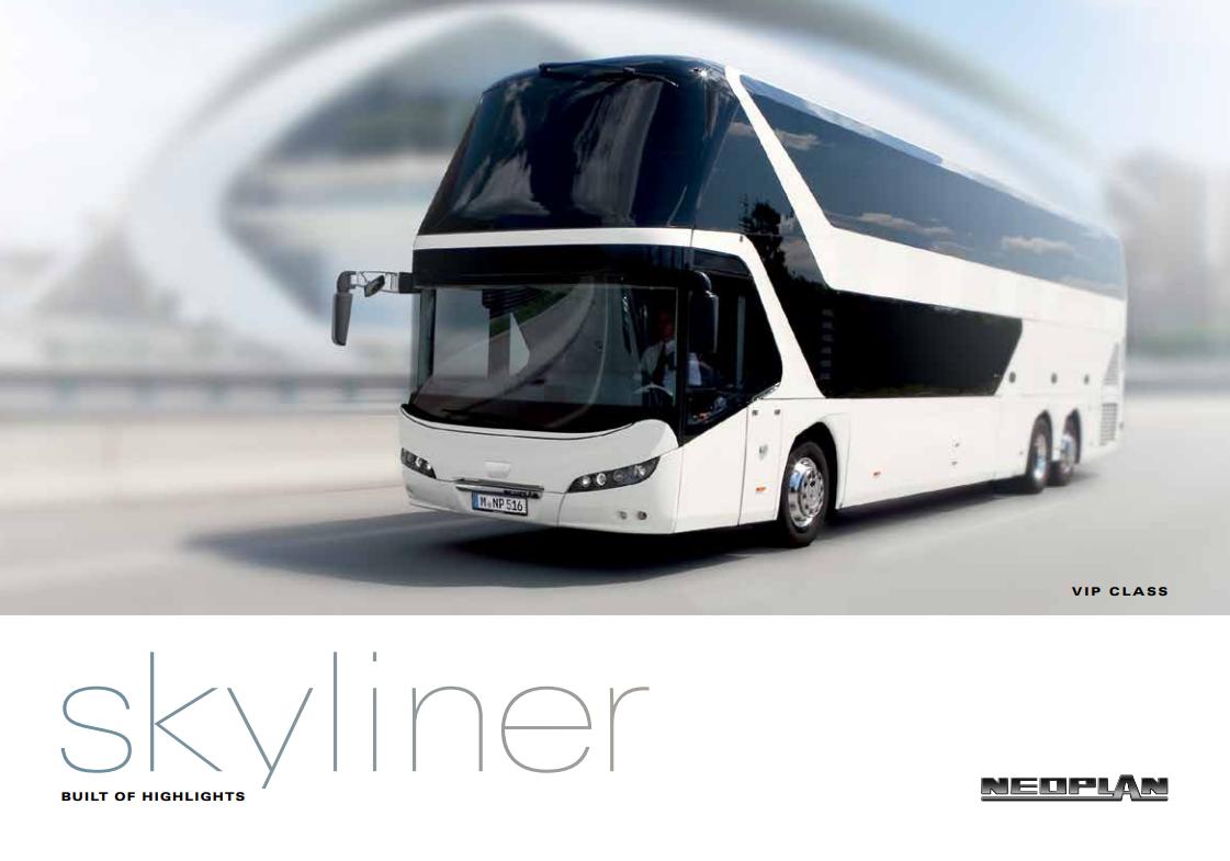 Download de Skyliner brochure